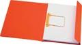 Jalema Chemise avec clip Secolor pour ft folio (35 x 25/23 cm), rouge