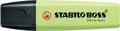 STABILO BOSS ORIGINAL Pastel surligneur, dash of lime (limon)